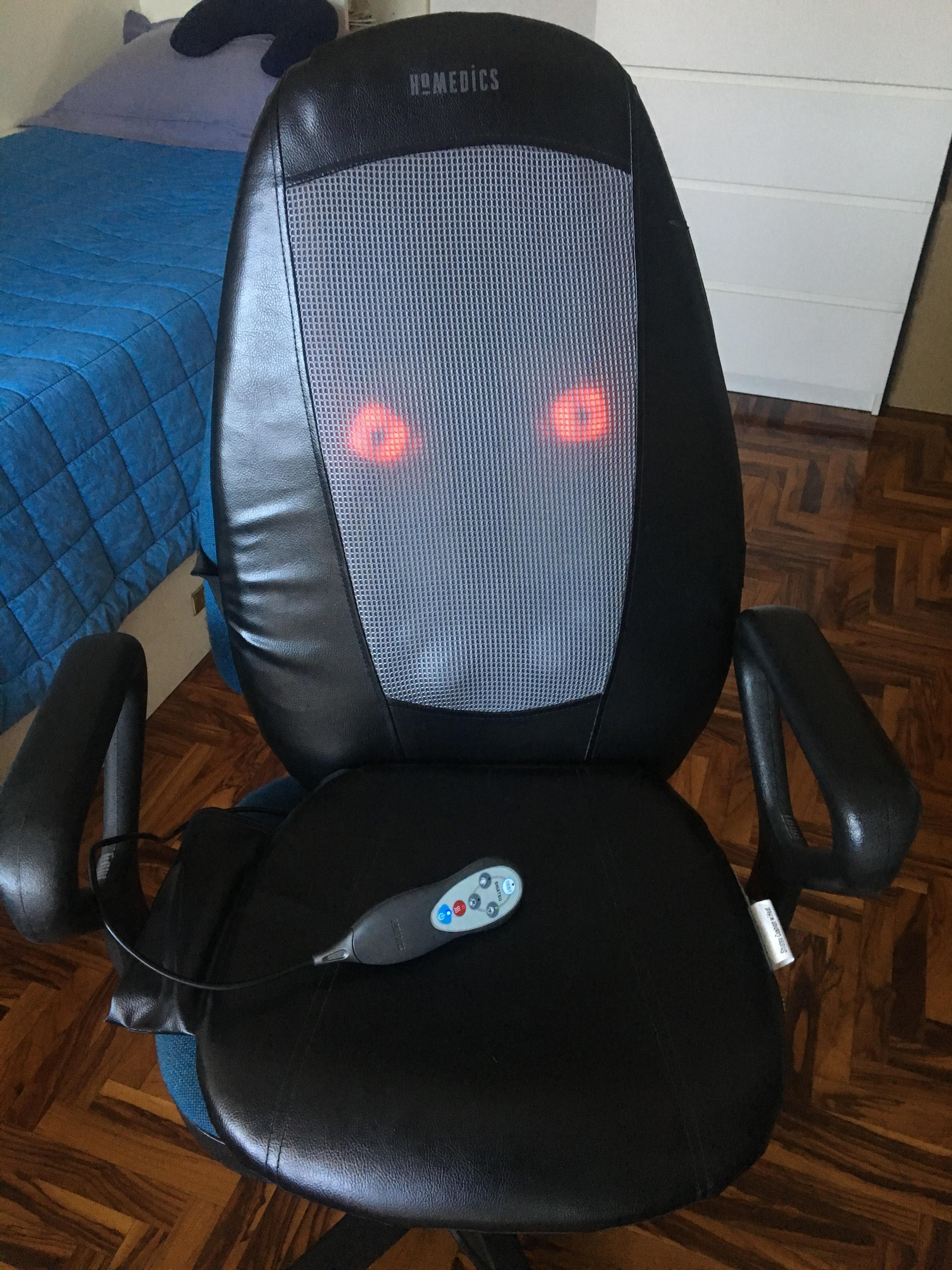 Sedile massaggiante Homedics