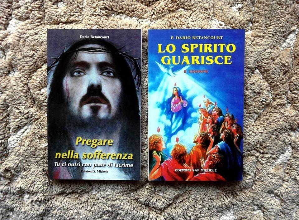 2 libri RELIGIONE SPIRITUALITA' nuovi + omaggio