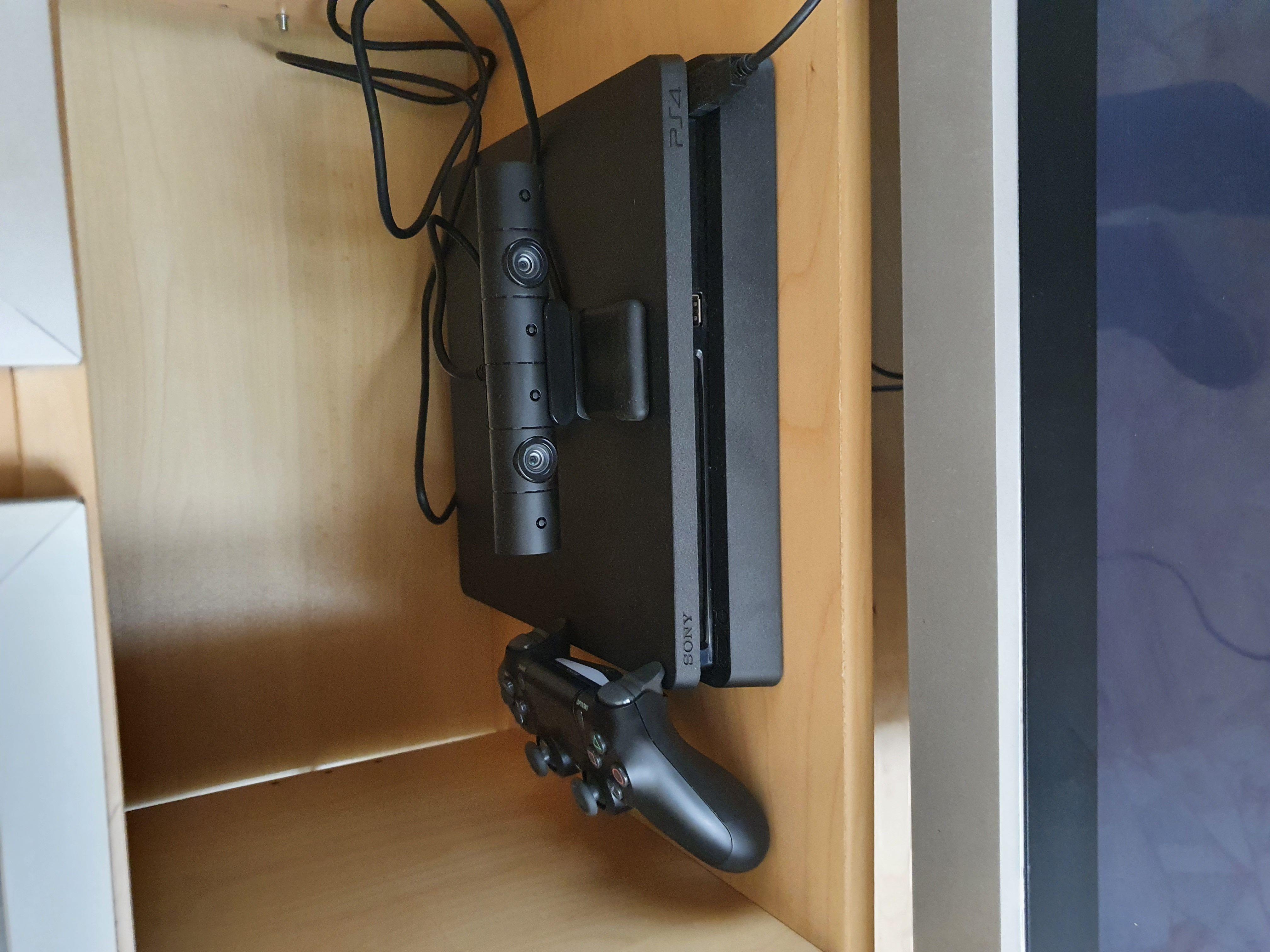 Ps4,camera +giochi