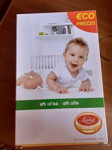 stock body bambino/a