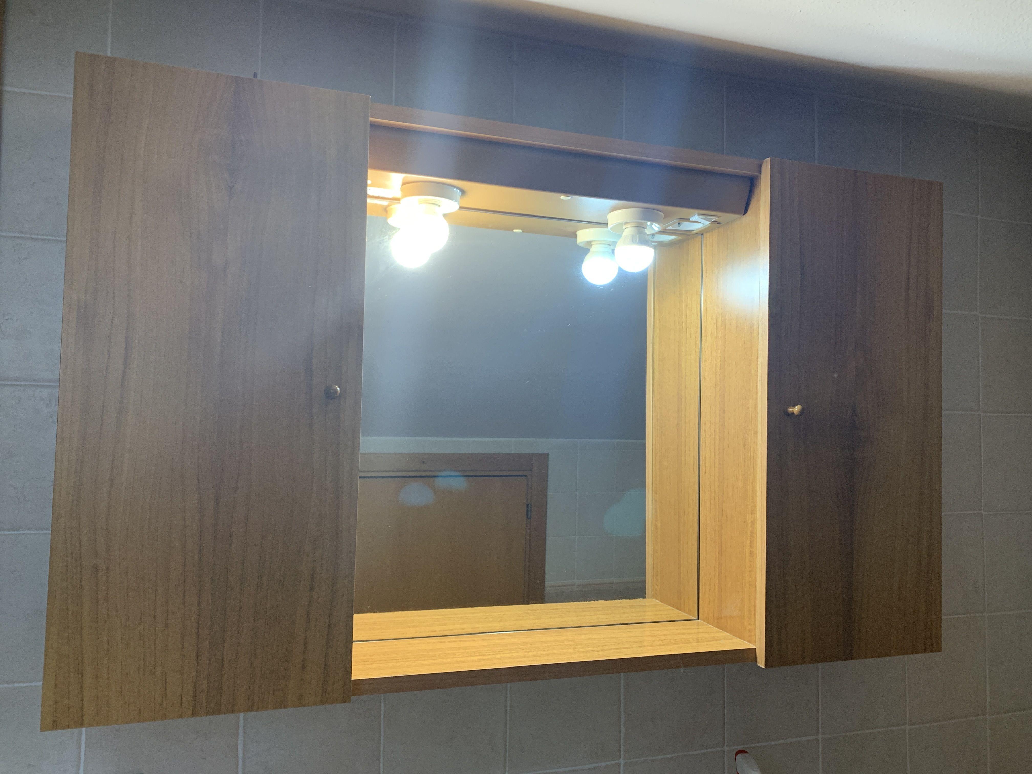 Mobile con specchio