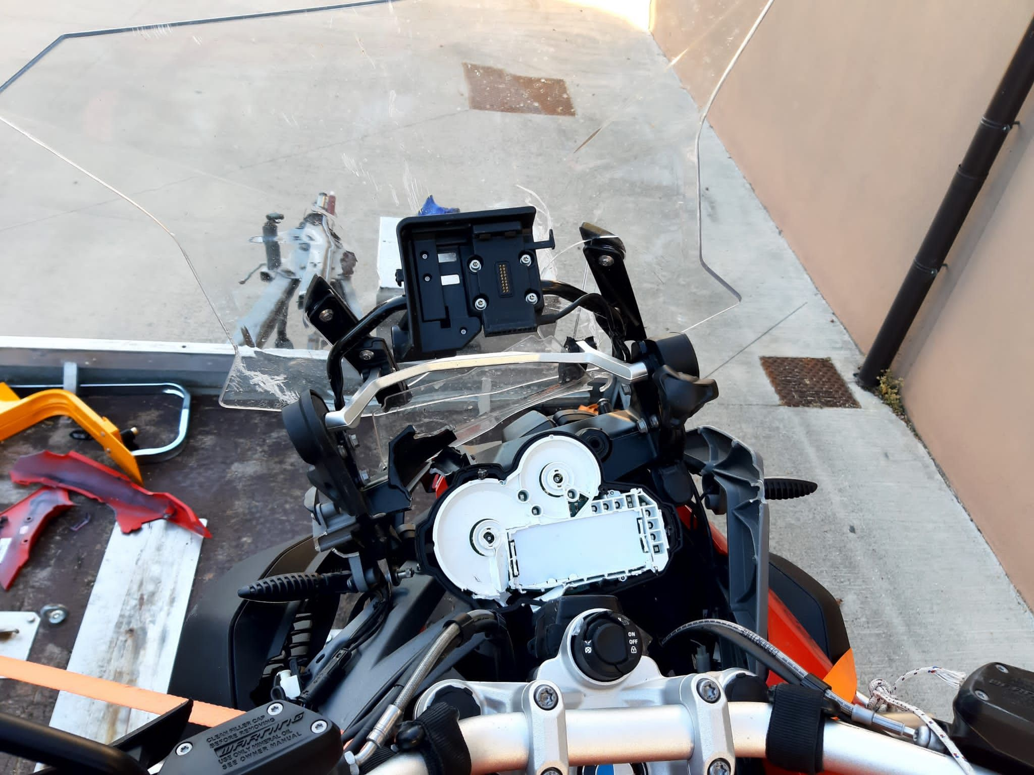 Compro moto incidentate